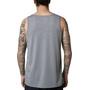 Fox On Deck Tech Tank Top Herren heather graphite