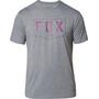 Fox Shield Kurzarm Tech T-Shirt Herren heather graphite