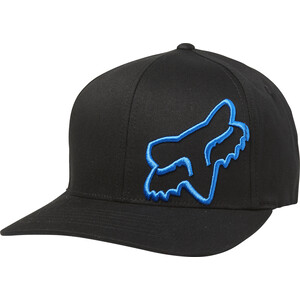 Fox Flex 45 Flexfit Kappe Herren black/blue black/blue