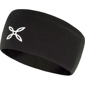 Montura Merino Stirnband nero nero