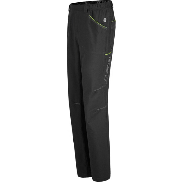 Montura Element Hose Damen nero/verde acido