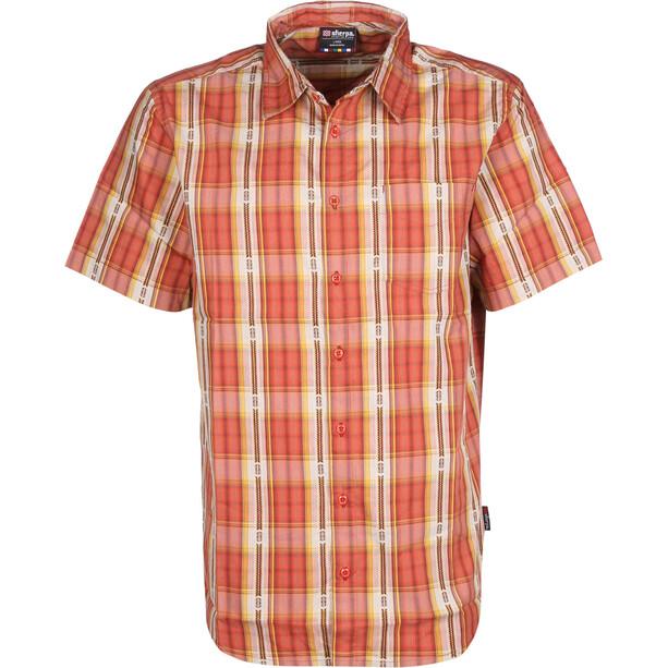 Sherpa Seti Shirt Men, oranssi