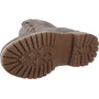 "Timberland Premium Suede WP Stiefel 6"" Damen grau"