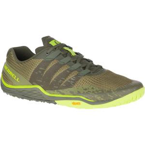 Merrell Trail Glove 5 Trailrunning Schuhe Herren olive olive