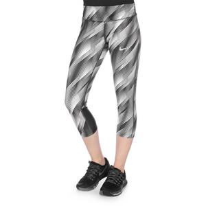 Nike Power Epic Capri Hose Damen white/black white/black