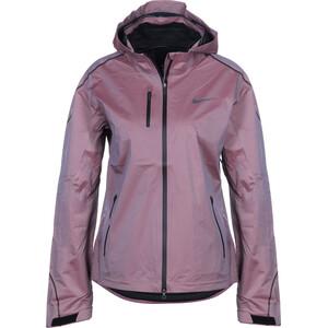 Nike Hypershield Jacke Damen vivid sky/cayenne vivid sky/cayenne