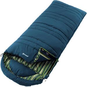 Outwell Camper Schlafsack blue/stripe blue/stripe
