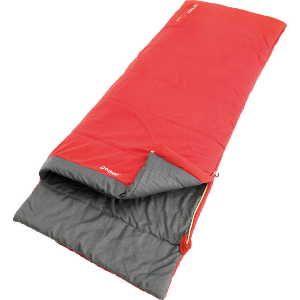 Outwell Celebration Lux Schlafsack red