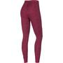 Odlo GOD Jul Leggings Damen sangria