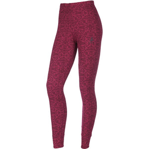 Odlo GOD Jul Leggings Damen sangria sangria