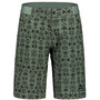 Maloja AnemonaM. Printed Multisport Shorts Damen cypress hayfield