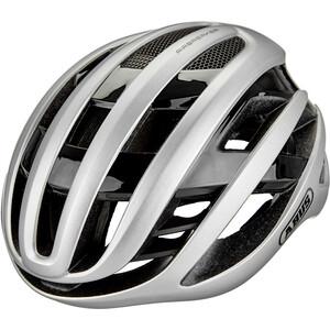 ABUS AirBreaker Helm silber silber