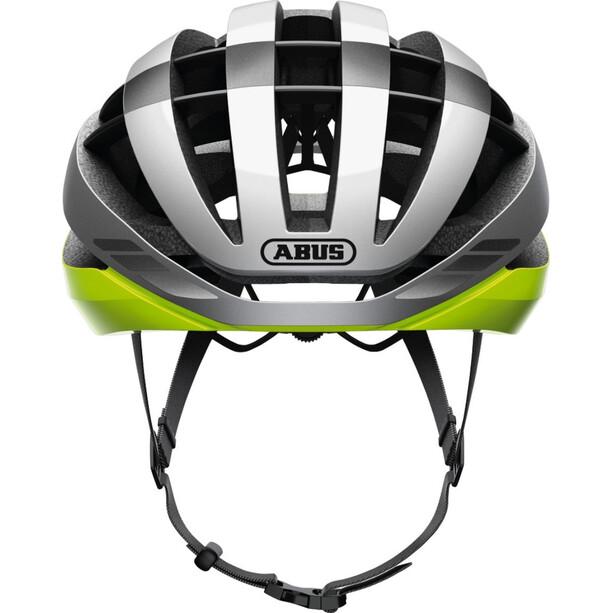 ABUS Aventor Quin Helm gelb
