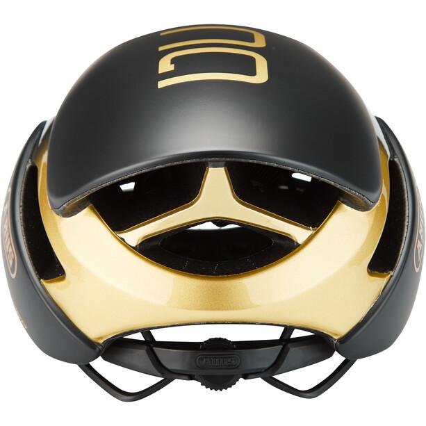 ABUS GameChanger Helm black gold