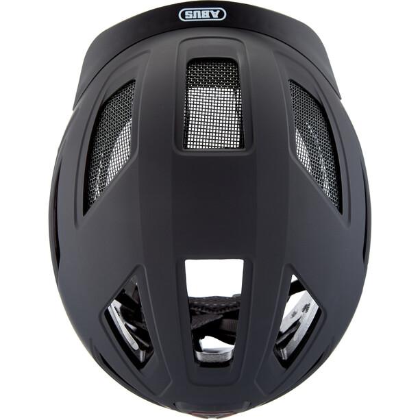 ABUS Hyban 2.0 Helm velvet black