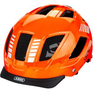 ABUS Hyban 2.0 Signal Helm signal orange signal orange