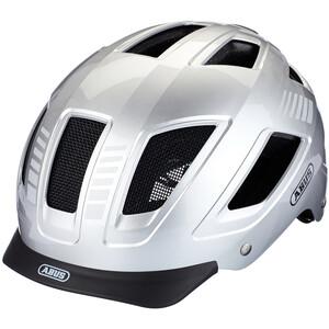 ABUS Hyban 2.0 Signal Helm signal silver signal silver