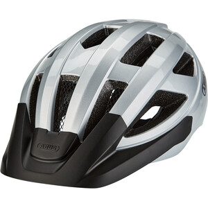 ABUS Macator Helm silber silber