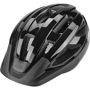 ABUS Macator Helm schwarz schwarz