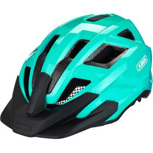 ABUS MountZ ヘルメット キッズ セレステ/グリーン ※当店通常価格\7190(税込)