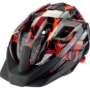 ABUS MountZ ヘルメット キッズ シュリンプ オレンジ ※当店通常価格\7390(税込)