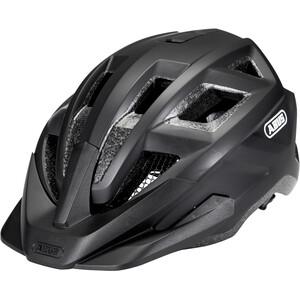 ABUS MountZ ヘルメット キッズ ベルベットブラック ※当店通常価格\7390(税込)