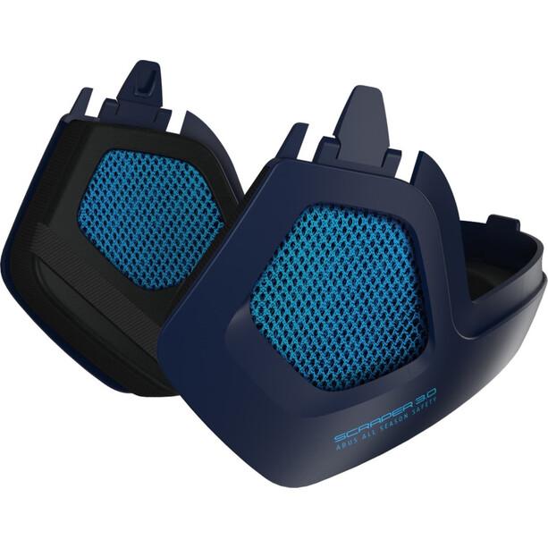 ABUS Scraper 3.0 Kit d'hiver, bleu