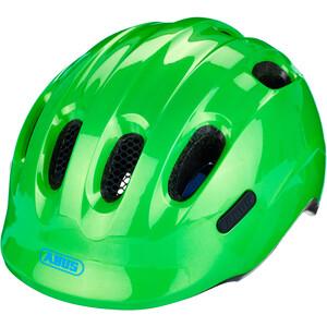 ABUS Smiley 2.1 Cykelhjelm Børn, grøn grøn