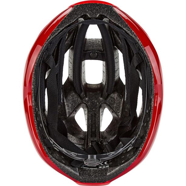 ABUS StormChaser Helm rot