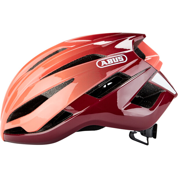 ABUS StormChaser Casque, rouge