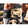 Compressport R2V2 Wadenkompressoren grey melange
