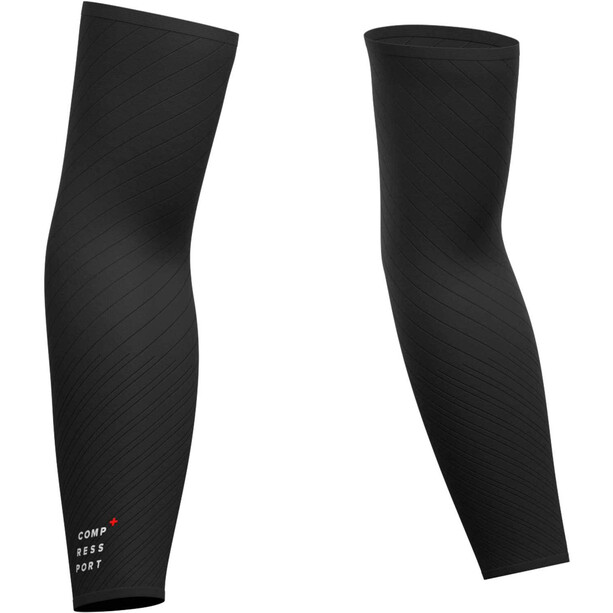 Compressport Under Control Armlinge black
