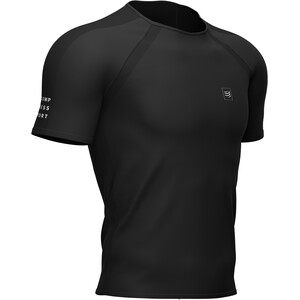 Compressport Training Kurzarm T-Shirt Herren black black