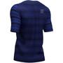 Compressport Racing T-shirt, bleu