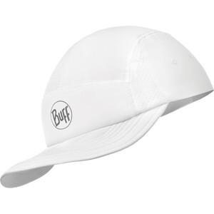 Buff Run Solid Cap white white