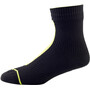 Sealskinz Run Thin Ankle Socken black/yellow
