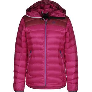 Elevenate Agile Manteau en duvet Femme, rose rose