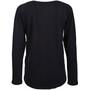 Alprausch Stickbaba Sweater Damen schwarz