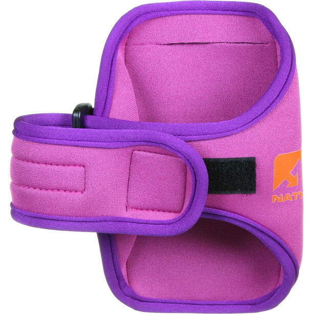 Nathan Super 5K Smartphone Armband very berry