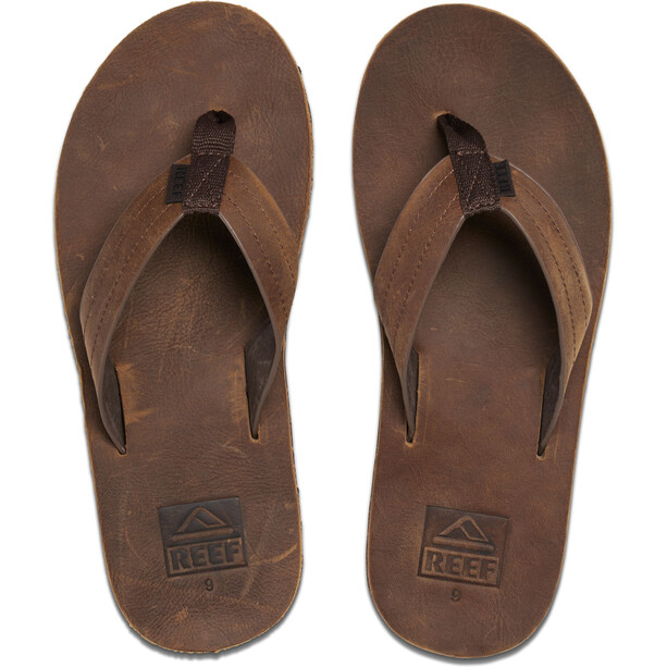 Reef Voyage LE Flips Herren dark brown