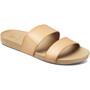 Reef Cushion Bounce Vista Slides Damen beige