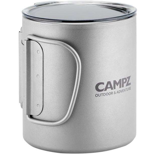 CAMPZ Titanium Thermobecher 300ml
