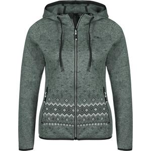 CMP Campagnolo 38H2326 Fix Hood Jacke Damen argento/asphalt argento/asphalt