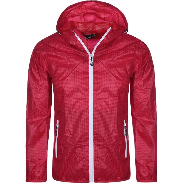 CMP Campagnolo 3X57726 Fix Hood Jacke Damen magenta