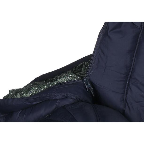 CMP Campagnolo 38Z1667B Zip Kapuzenjacke Herren blau/schwarz