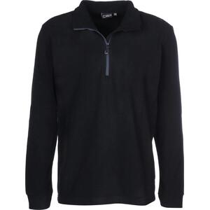 CMP Campagnolo 3G40337N Zip Fleece Pullover Herren nero nero