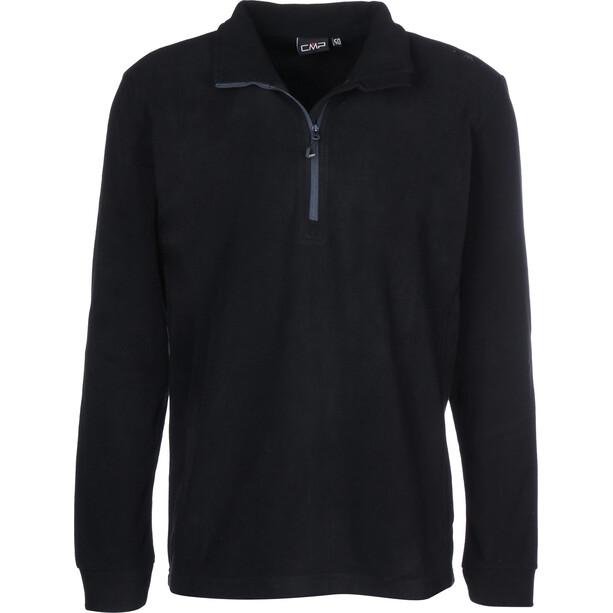CMP Campagnolo 3G40337N Zip Fleece Pullover Herren nero