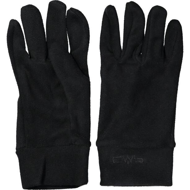 CMP Campagnolo Fleece Handschuhe Damen nero
