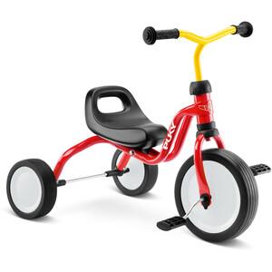 Puky Fitsch Trehjuling Barn röd röd