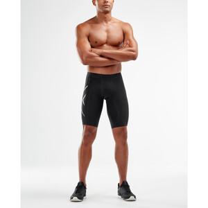 2XU Compression Shorts Herren black/silver black/silver